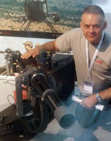 Enzo Meneghini Istruttore TAT3D