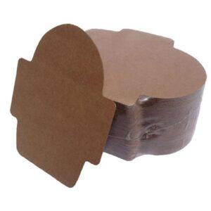 Cardboard head target (spare) - TAT3D