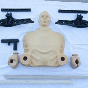 Rob Operator - Tatctical 3D Targets