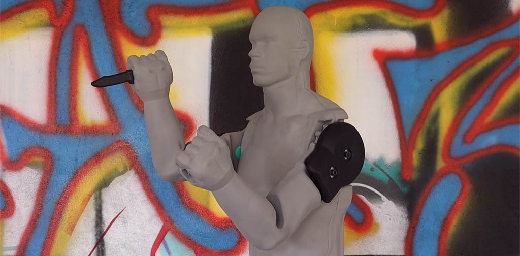 Fedo by TAT3D - dummy per allenamento marziale hand to hand