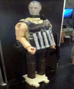 TAT3D Human Bomb Target