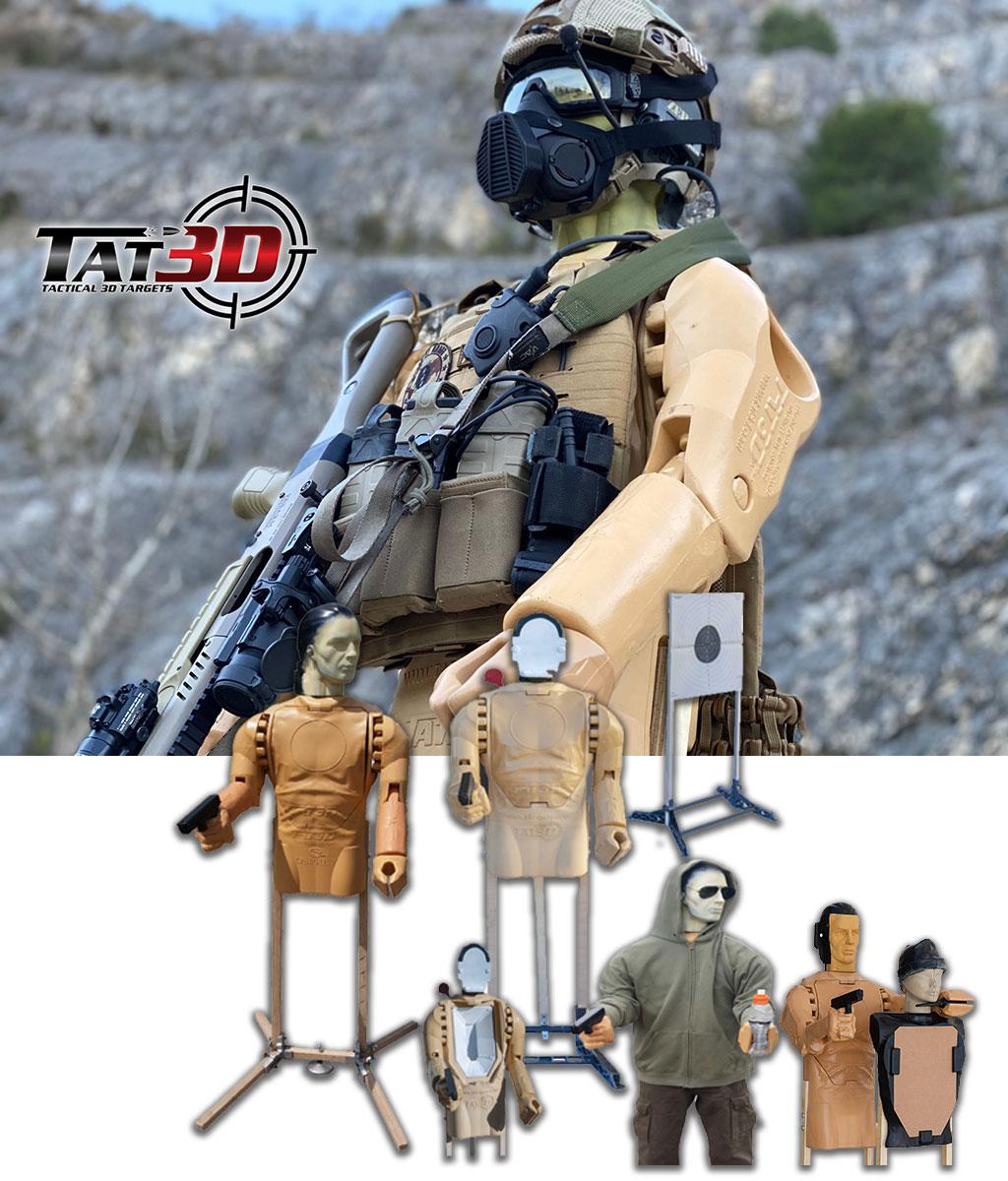 TAT3D Targets