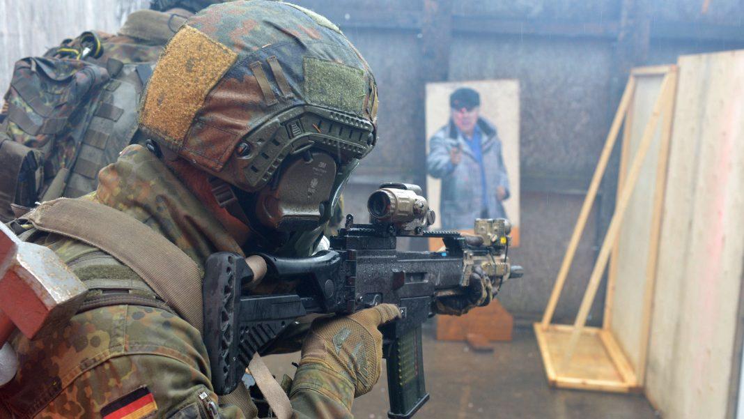 Sagome per l'addestramento alla difesa personale